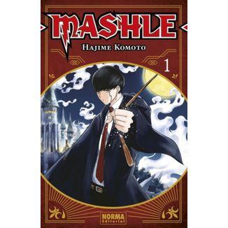 Mashle #01 Manga Oficial Norma Editorial
