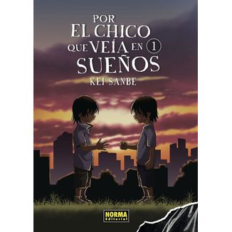 Por El Chico Que Veía En Sueños #01 Manga Oficial Norma Editorial (spanish)