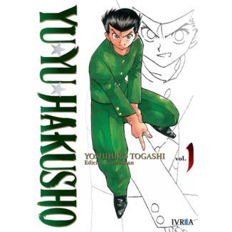 Yu Yu Hakusho Kanzenban #01 Manga Oficial Ivrea (spanish)