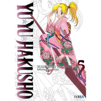 Yu Yu Hakusho Kanzenban #05 Manga Oficial Ivrea