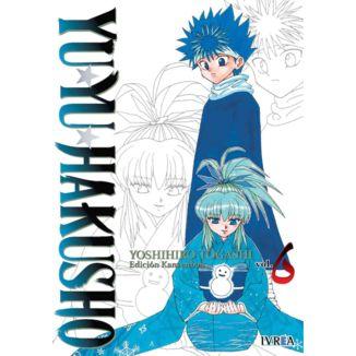 Yu Yu Hakusho Kanzenban #06 Manga Oficial Ivrea