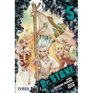 Dr. Stone #05 (Spanish)