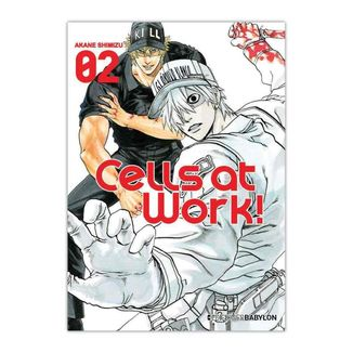 Cells At Work! #02 Manga Oficial Ediciones Babylon (spanish)