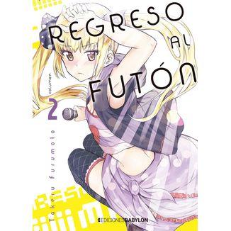 Regreso al Futon #02 Manga Oficial Ediciones Babylon