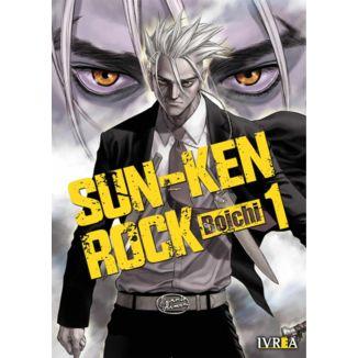 Sun-ken Rock #01 Manga Oficial Ivrea (Spanish)