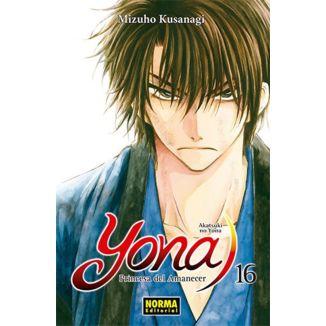 Yona, la princesa del Amanecer #16