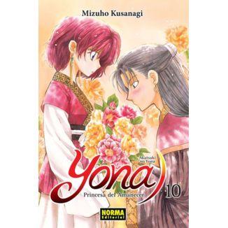 Yona, la princesa del Amanecer #10