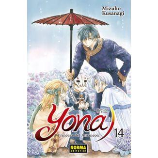 Yona, la princesa del Amanecer #14 (Spanish)