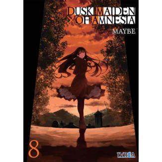 Dusk Maiden of Amnesia #08 (Spanish) Manga Oficial Ivrea