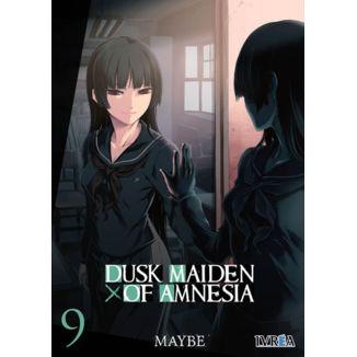 Dusk Maiden of Amnesia #09 (Spanish) Manga Oficial Ivrea