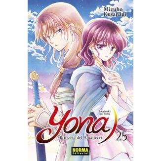 Yona, la princesa del Amanecer #25 Manga Oficial Norma Editorial