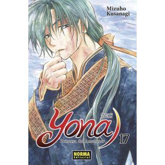 Yona, la princesa del Amanecer #17 Manga Oficial Norma Editorial (Spanish)