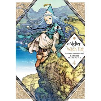 Atelier of Witch Hat - El Atelier de Sombreros de Mago #04 (Spanish)