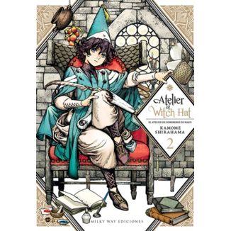 Atelier of Witch Hat - El Atelier de Sombreros de Mago #01 (Spanish)