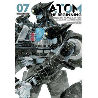 Atom the Beginning #07 (Spanish)