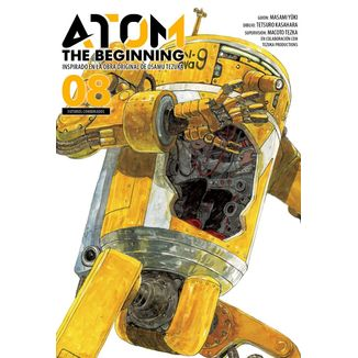 Atom the Beginning #08 Manga Oficial Milky Way Ediciones