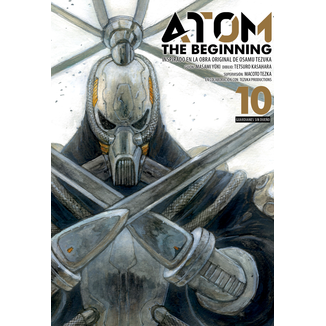 Atom the Beginning #10 Manga Oficial Milky Way Ediciones