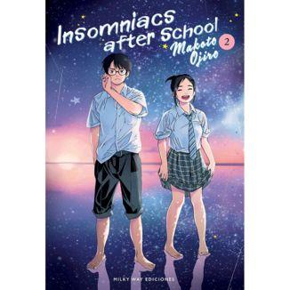 Insomniacs After School #02 Manga Oficial Milky Way Ediciones
