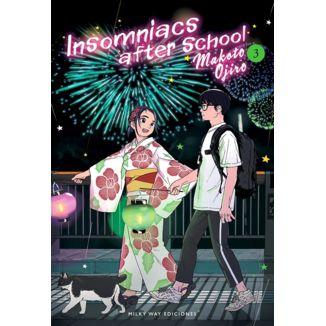 Insomniacs After School #03 Manga Oficial Milky Way Ediciones