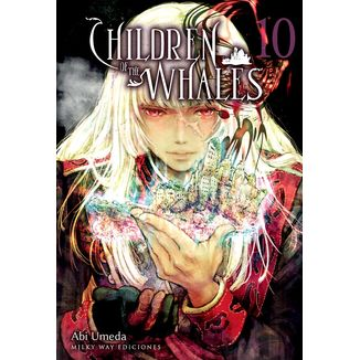 Children of the Whales #10 Manga Oficial Milky Way Ediciones