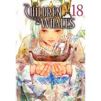 Children of the Whales #18 Manga Oficial Milky Way Ediciones