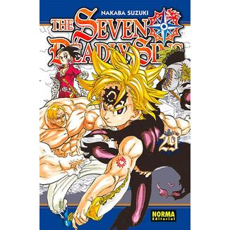 The Seven Deadly Sins #29 (Spanish)