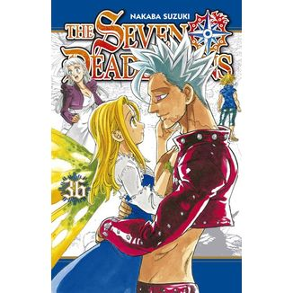 The Seven Deadly Sins #36 Manga Oficial Norma Editorial