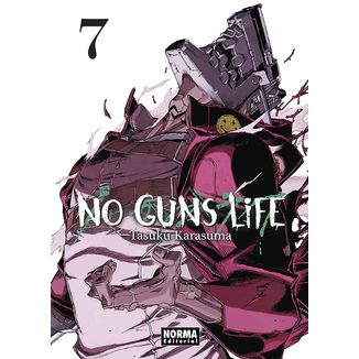 No Guns Life #07 Manga Oficial Norma Editorial