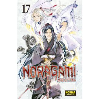 Noragami #17 (Spanish)