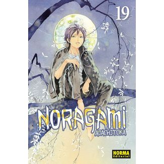 Noragami #19 Manga Oficial Normal Editorial (Spanish)