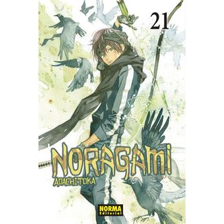 Noragami #21 Manga Oficial Normal Editorial