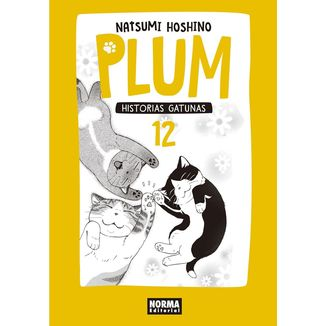 Plum Historias Gatunas #12 Manga Oficial Norma Editorial