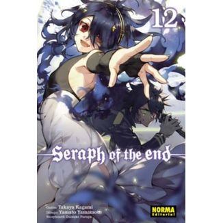 Seraph of the end #12