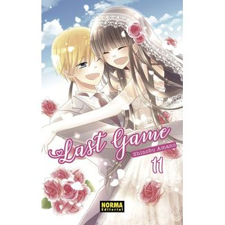 Last Game #11 (Spanish) Manga Oficial Norma Editorial