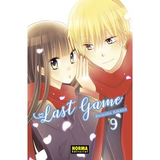 Last Game #09 (Spanish) Manga Oficial Norma Editorial
