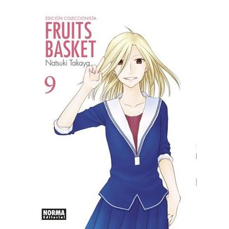 Fruits Basket Edición Coleccionista #09 Manga Oficial Norma Editorial (Spanish)