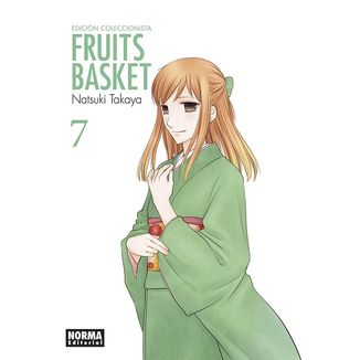 Fruits Basket Edición Especial #07 Manga Oficial Norma Editorial
