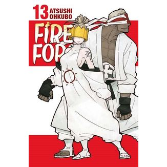 Fire Force #13 (spanish) Manga Oficial Norma Editorial