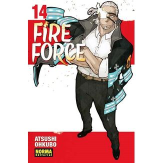 Fire Force #14 (spanish) Manga Oficial Norma Editorial
