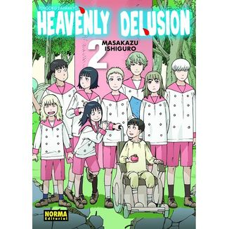 Heavenly Delusion #02 Manga Oficial Norma Editorial