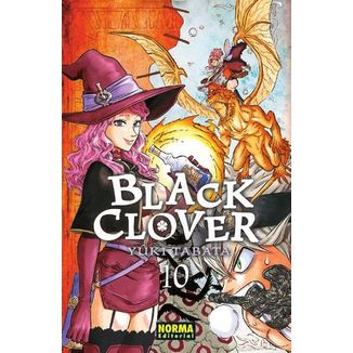 Black Clover #10 (Spanish)