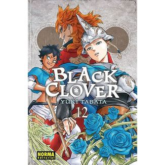 Black Clover #12 (Spanish) Manga Oficial Norma Editorial