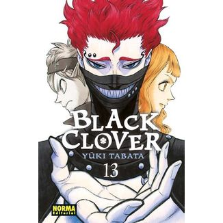 Black Clover #13 (Spanish) Manga Oficial Norma Editorial