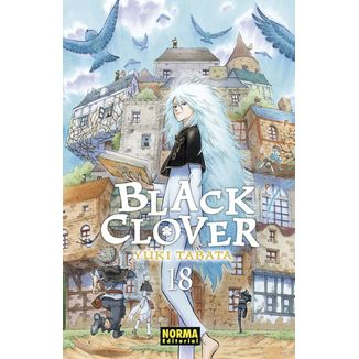 Black Clover #18 Manga Oficial Norma Editorial