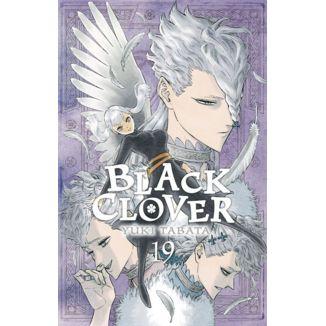 Black Clover #19 Manga Oficial Norma Editorial