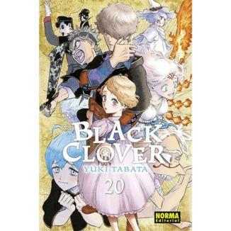Black Clover #20 Manga Oficial Norma Editorial