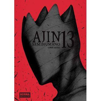Ajin Semihumano #13 Manga Oficial Norma Editorial
