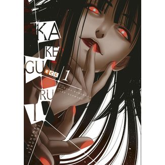 Kakegurui Jugadores Dementes #01 (spanish)