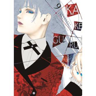 Kakegurui Jugadores Dementes #09 Manga Oficial ECC Ediciones (spanish)