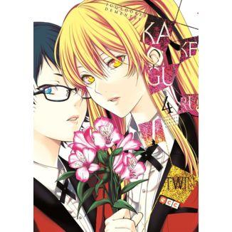 Kakegurui Twin Jugadores Dementes #04 Manga Oficial ECC Ediciones